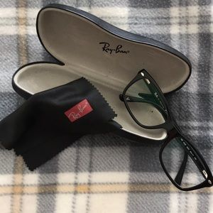 Authentic Ray-Ban Eyeglasses